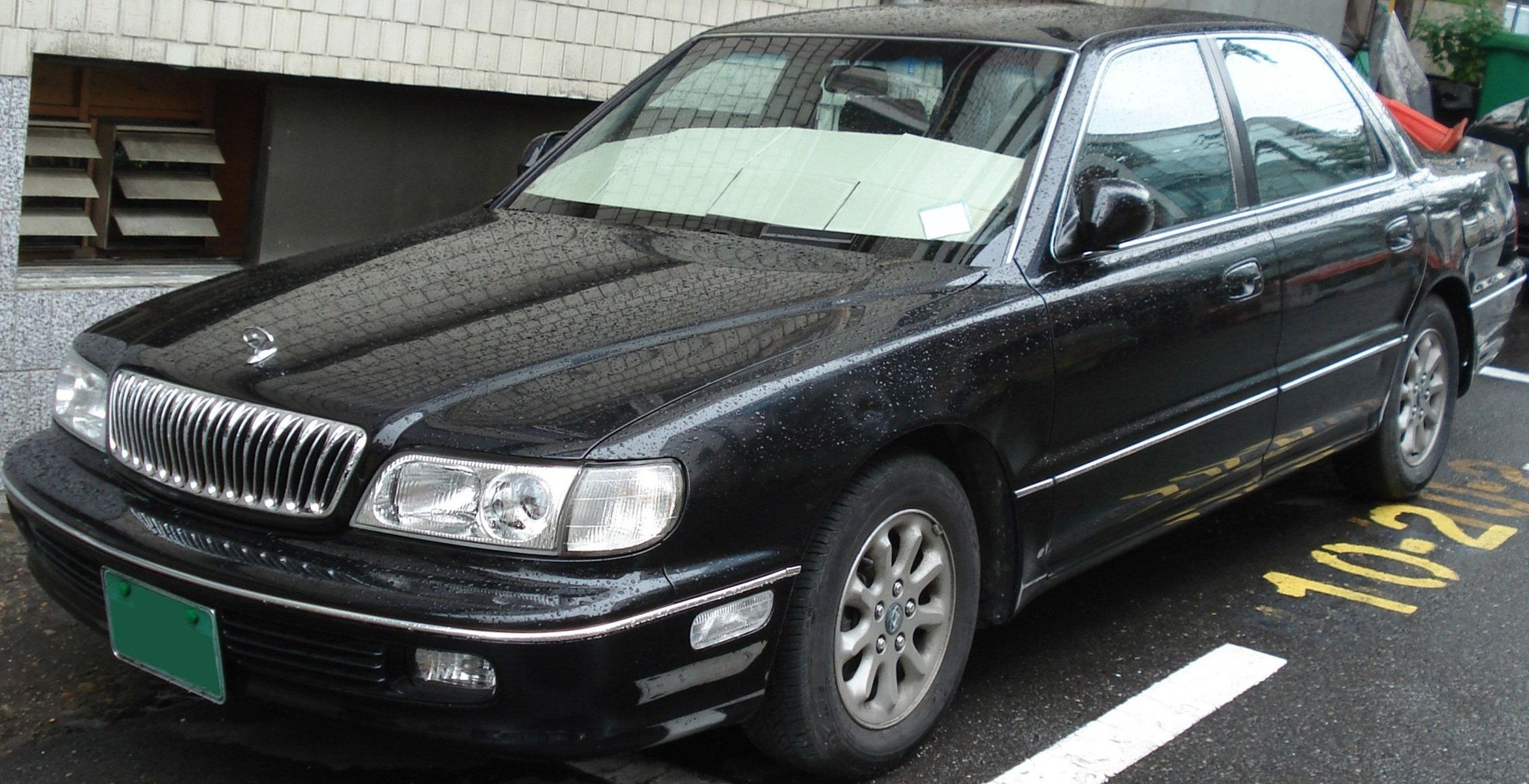 2004 Hyundai Xg   pictures, information and specs - Auto-Database.com