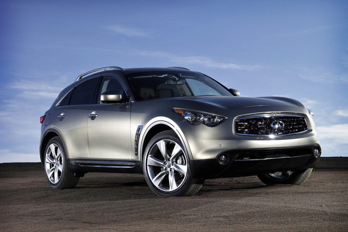 2013 Infiniti Fx Ii Pictures Information And Specs Auto Acura Rdx Fuse Box Images 9