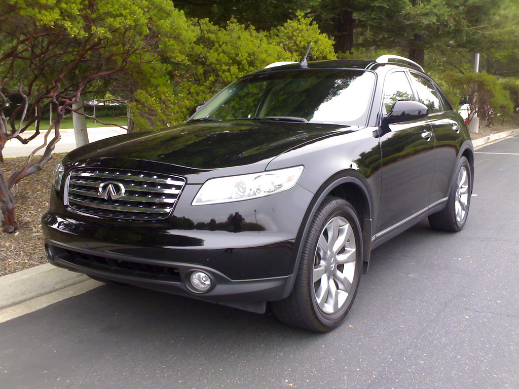 2004 infiniti fx35 pictures information and specs. Black Bedroom Furniture Sets. Home Design Ideas