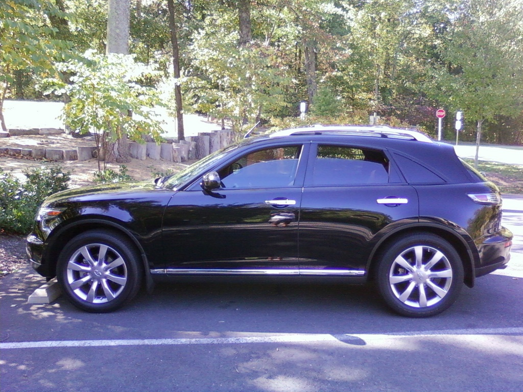 2007 infiniti fx35 pictures information and specs. Black Bedroom Furniture Sets. Home Design Ideas