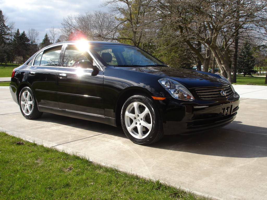 All Types infinity g35 2003 : 2003 Infiniti G sedan – pictures, information and specs - Auto ...