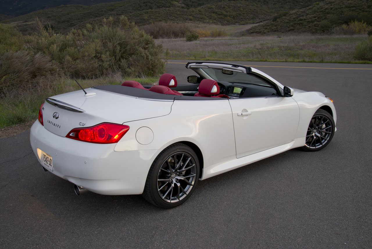 2015 Infiniti G37 convertible – pictures information and