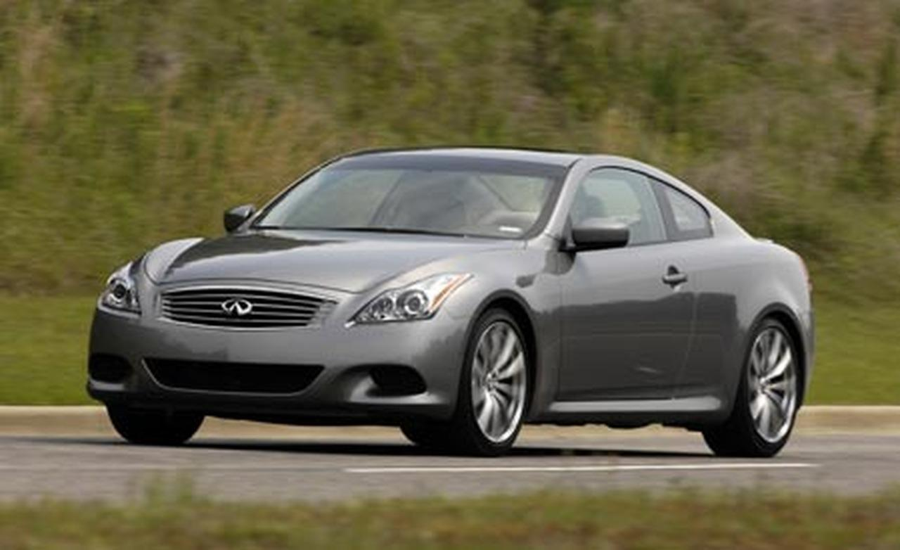 infiniti g37 coupe 2007 images
