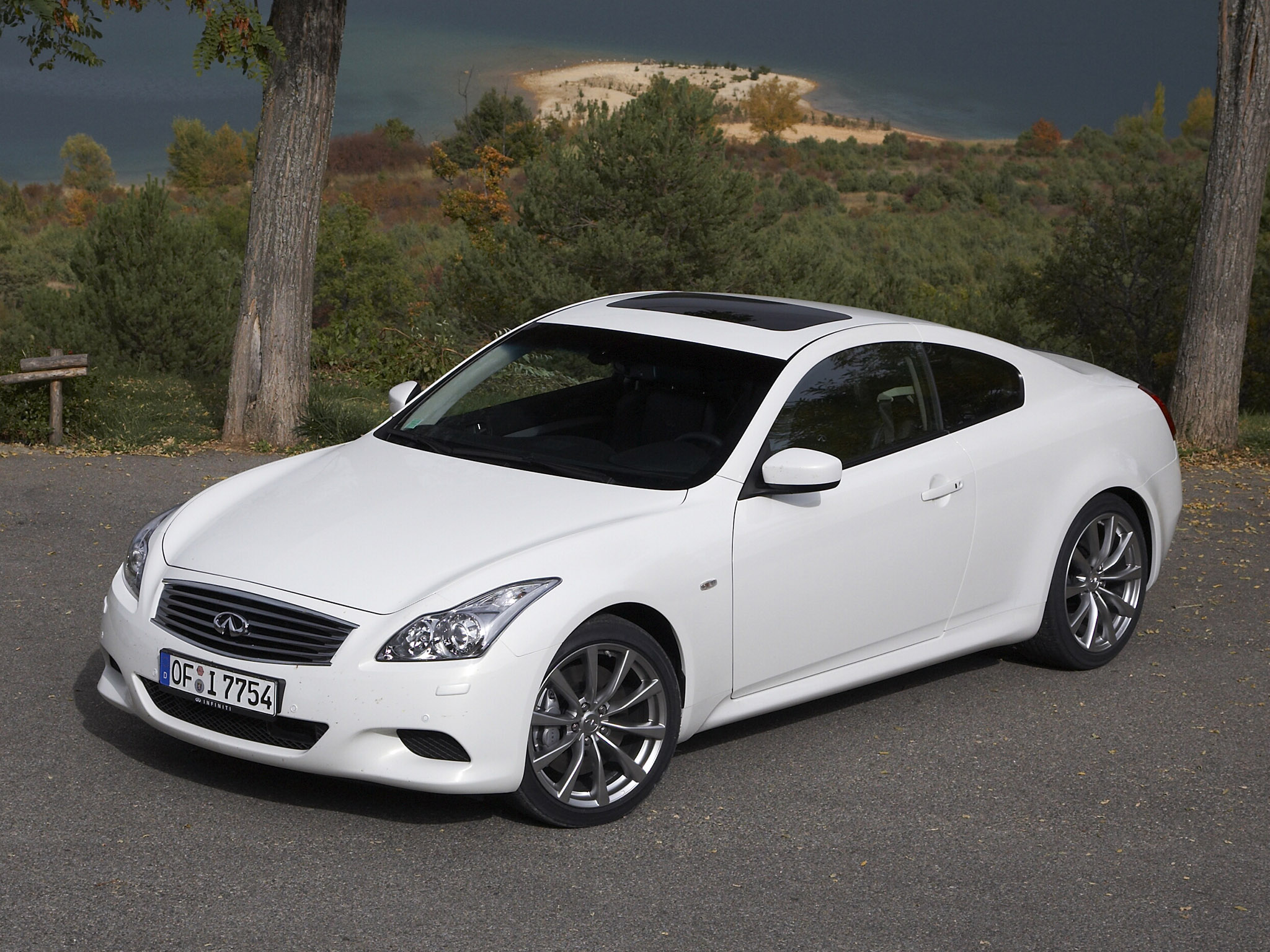 g37 infiniti coupe database specs