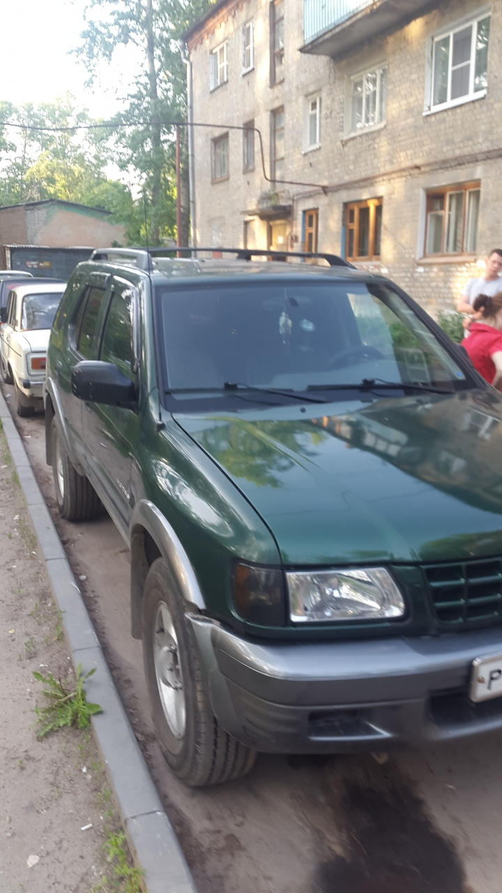 2002 Isuzu Rodeo sport (uts-145) – pictures, information and specs