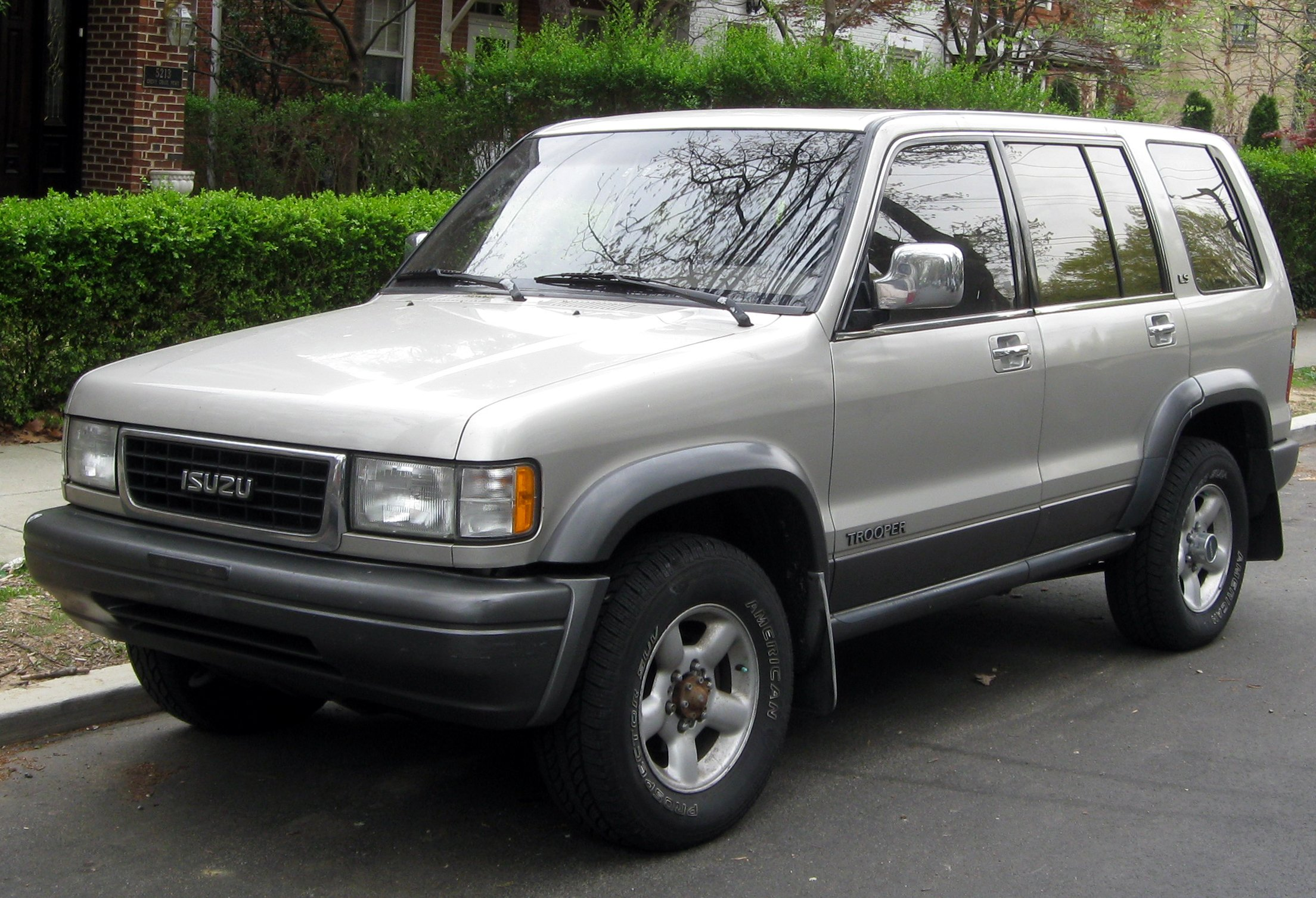 1997 Isuzu Trooper Ls Pictures Information And Specs Auto 1994 Mercedes C280 Engine Diagram Photo Gallery