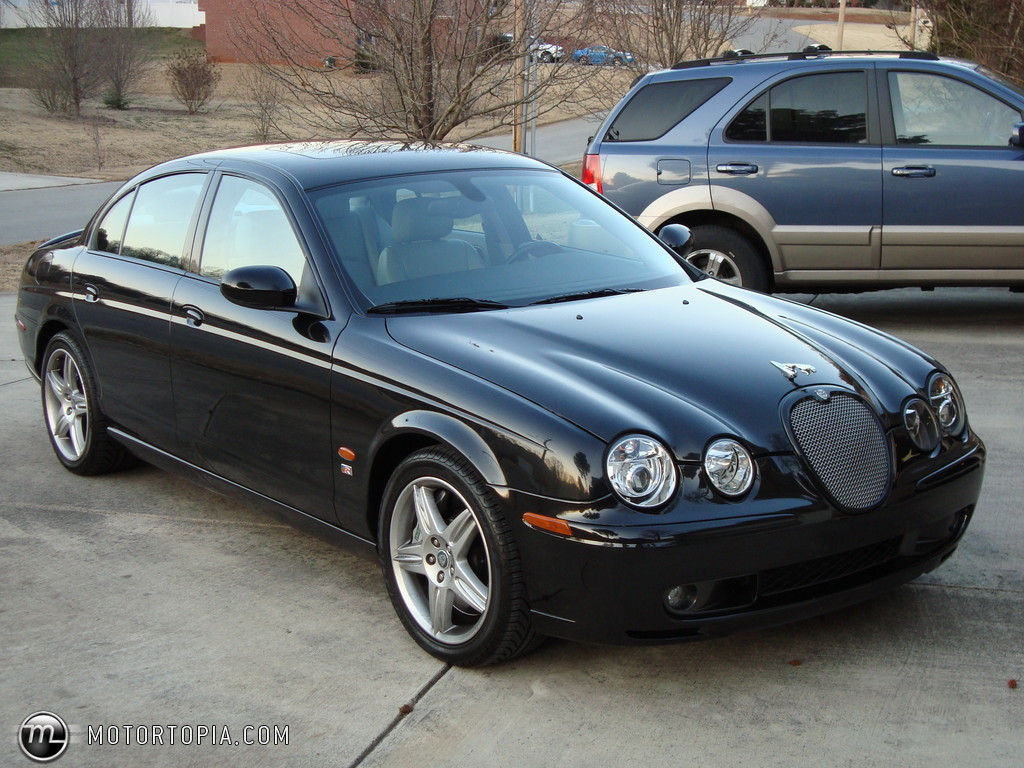 jaguar s-type (ccx) 2007