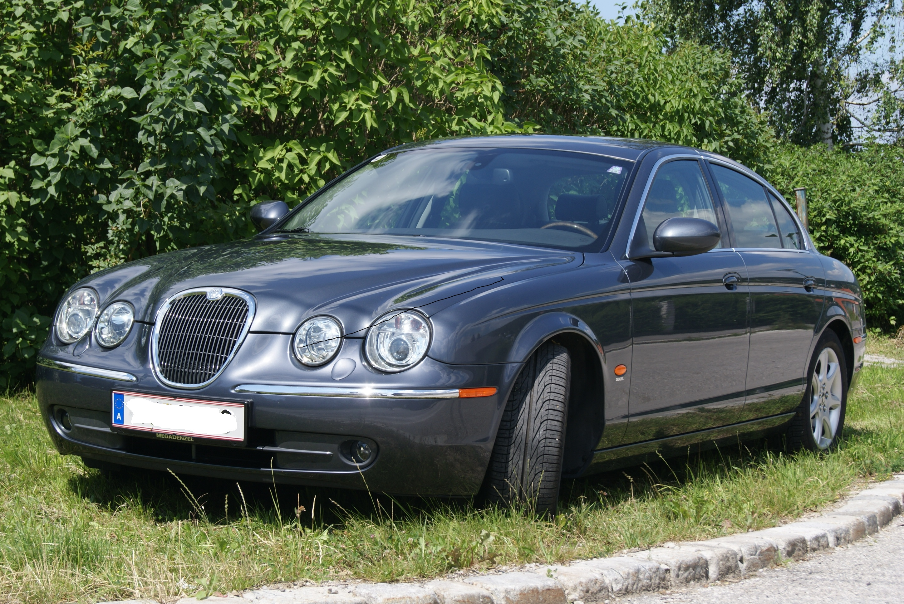 jaguar s-type (ccx) 2007 models