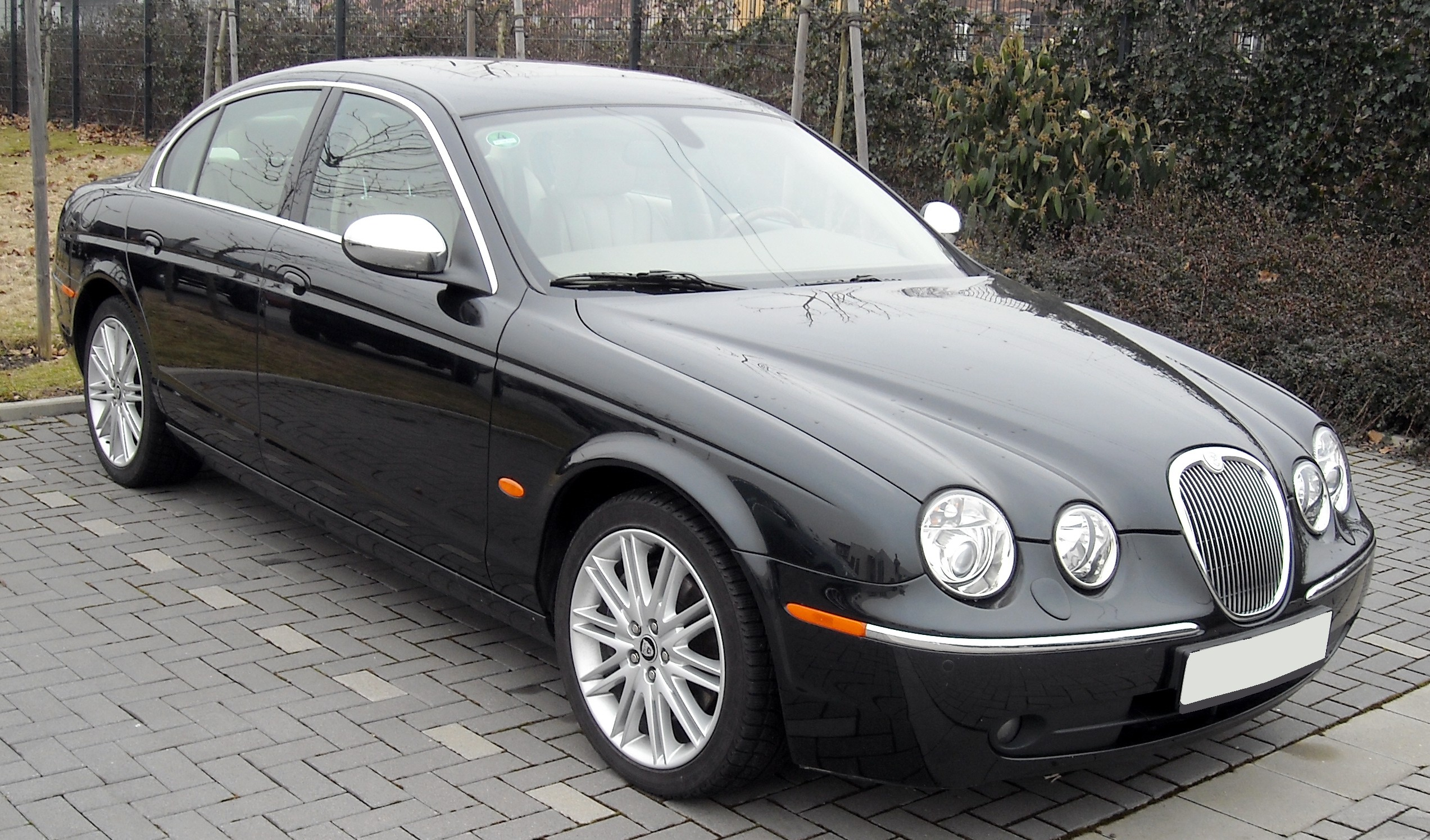 jaguar s-type (ccx) 2007 pictures