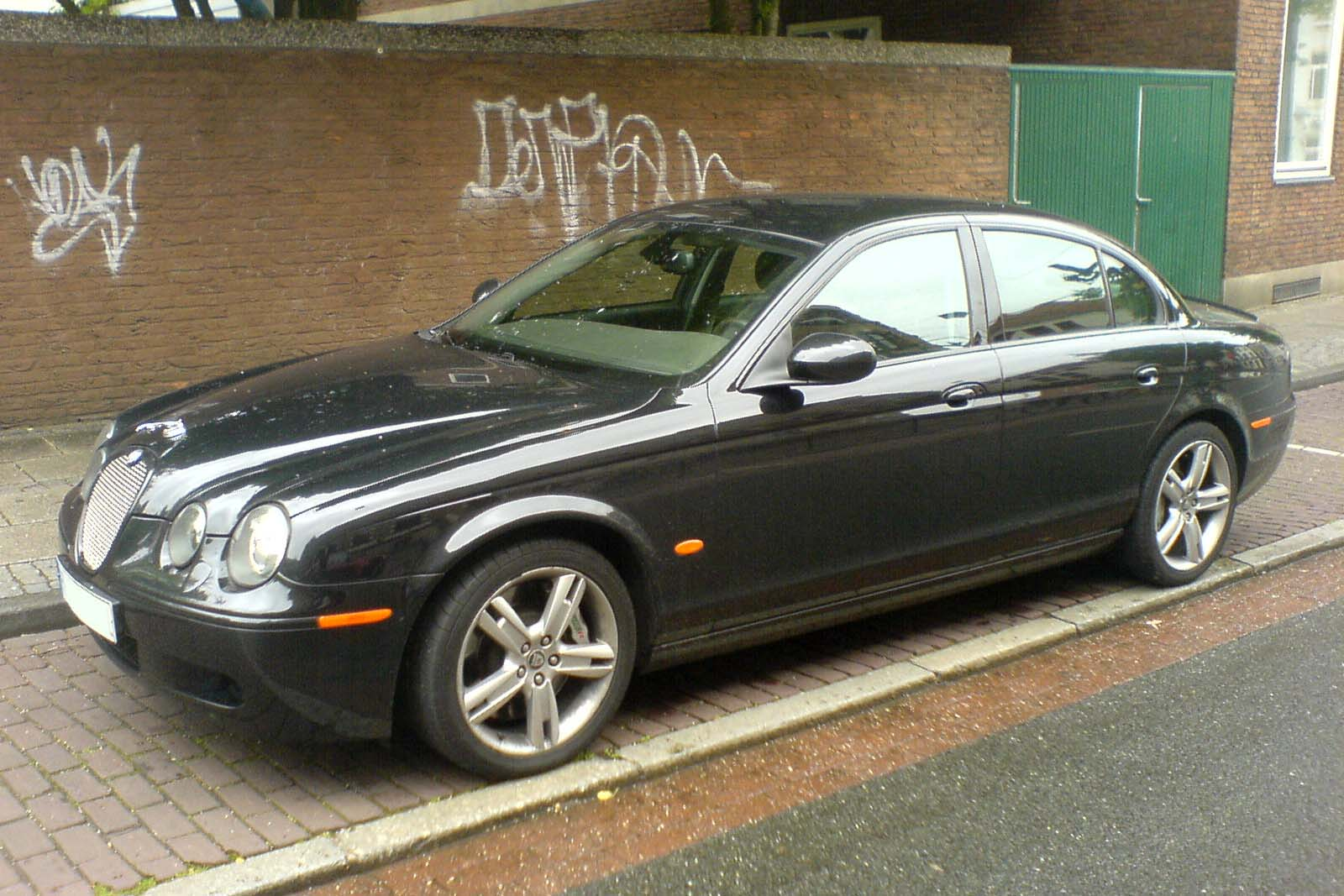 jaguar s-type (ccx) 2007 wallpaper