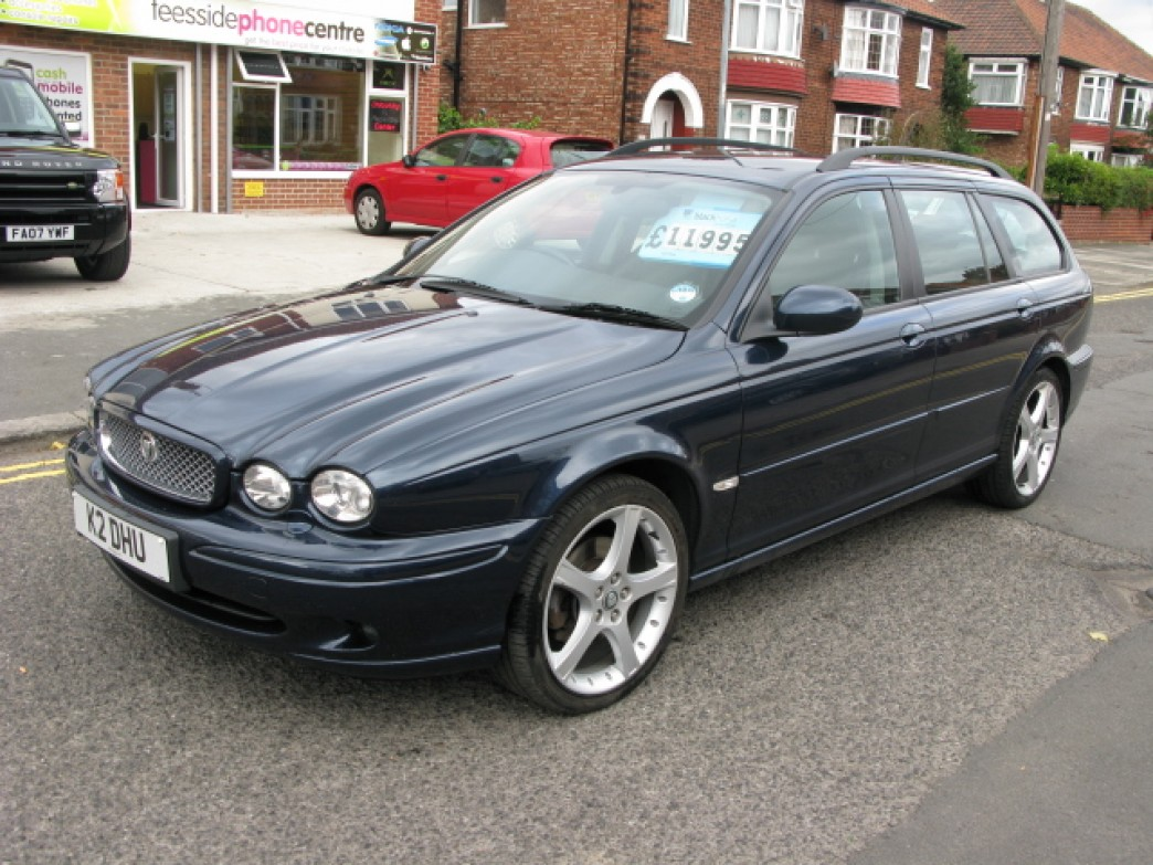 2014 jaguar x type estate pictures information and. Black Bedroom Furniture Sets. Home Design Ideas