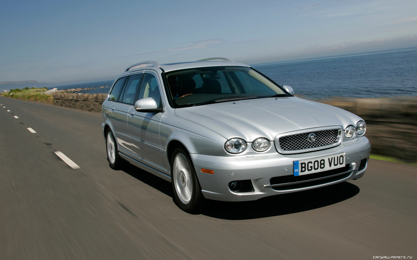 2007 Jaguar X-type (x400) - pictures, information and ...