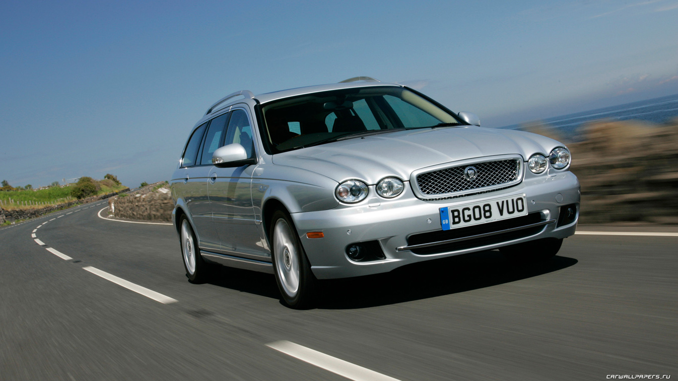 2009 Jaguar X-type (x400) - pictures, information and ...