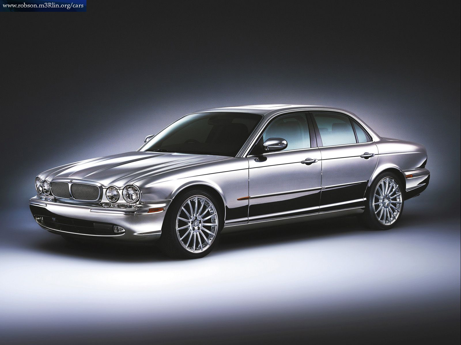 2003 Jaguar Xj X350 Pictures Information And Specs Auto Database Com