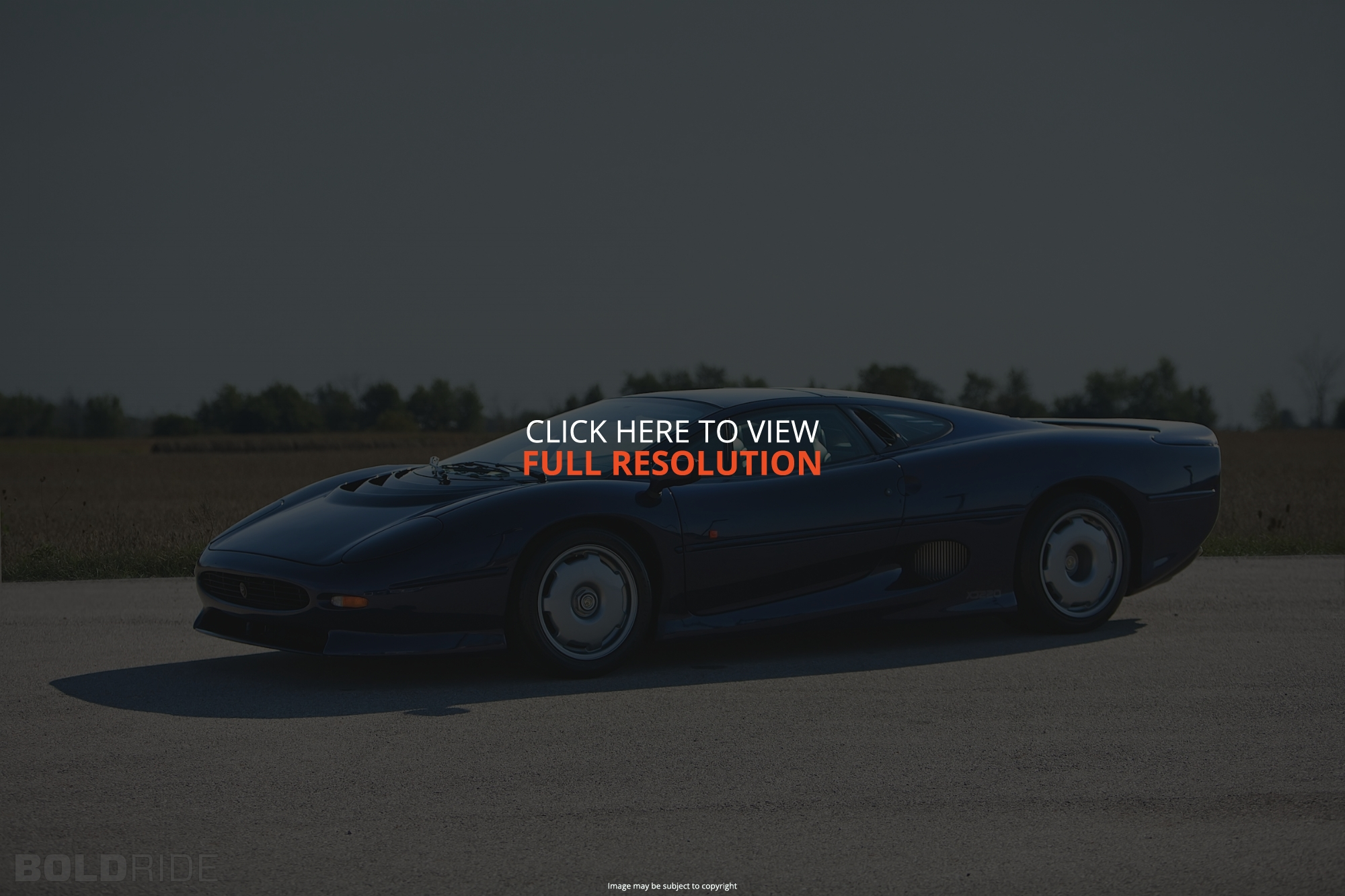 jaguar xj220 pictures #14