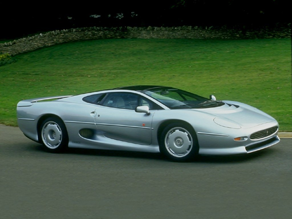 jaguar xj220 seriess #10