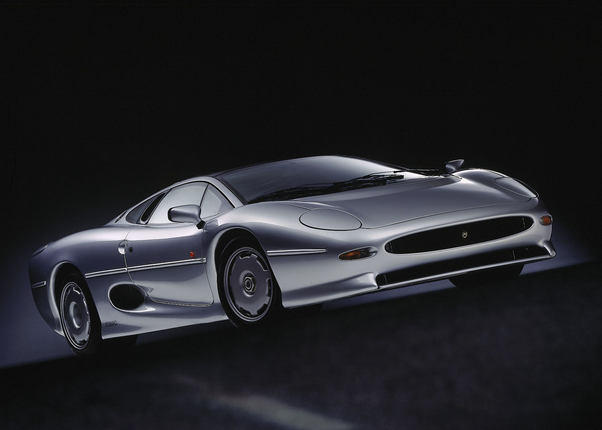 jaguar xj220 wallpaper #12
