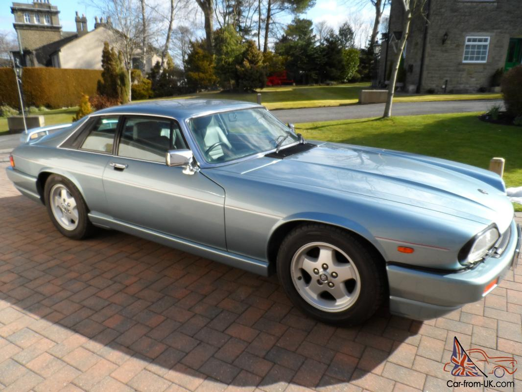 jaguar xjs coupe 1993 images #13