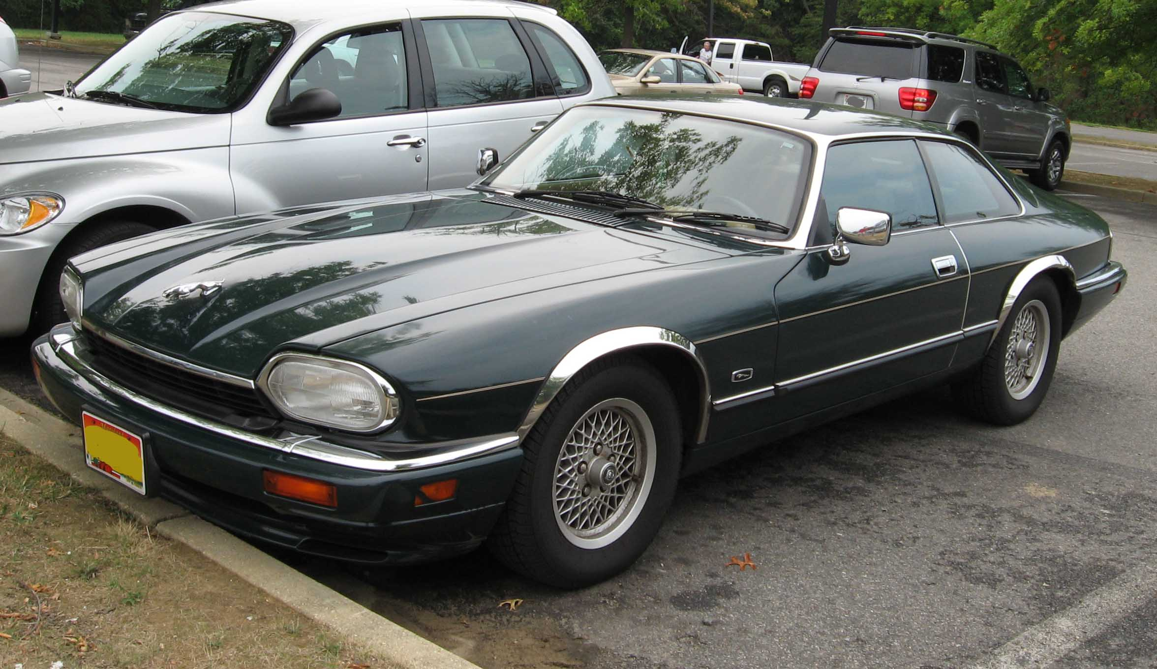 jaguar xjs pictures #8