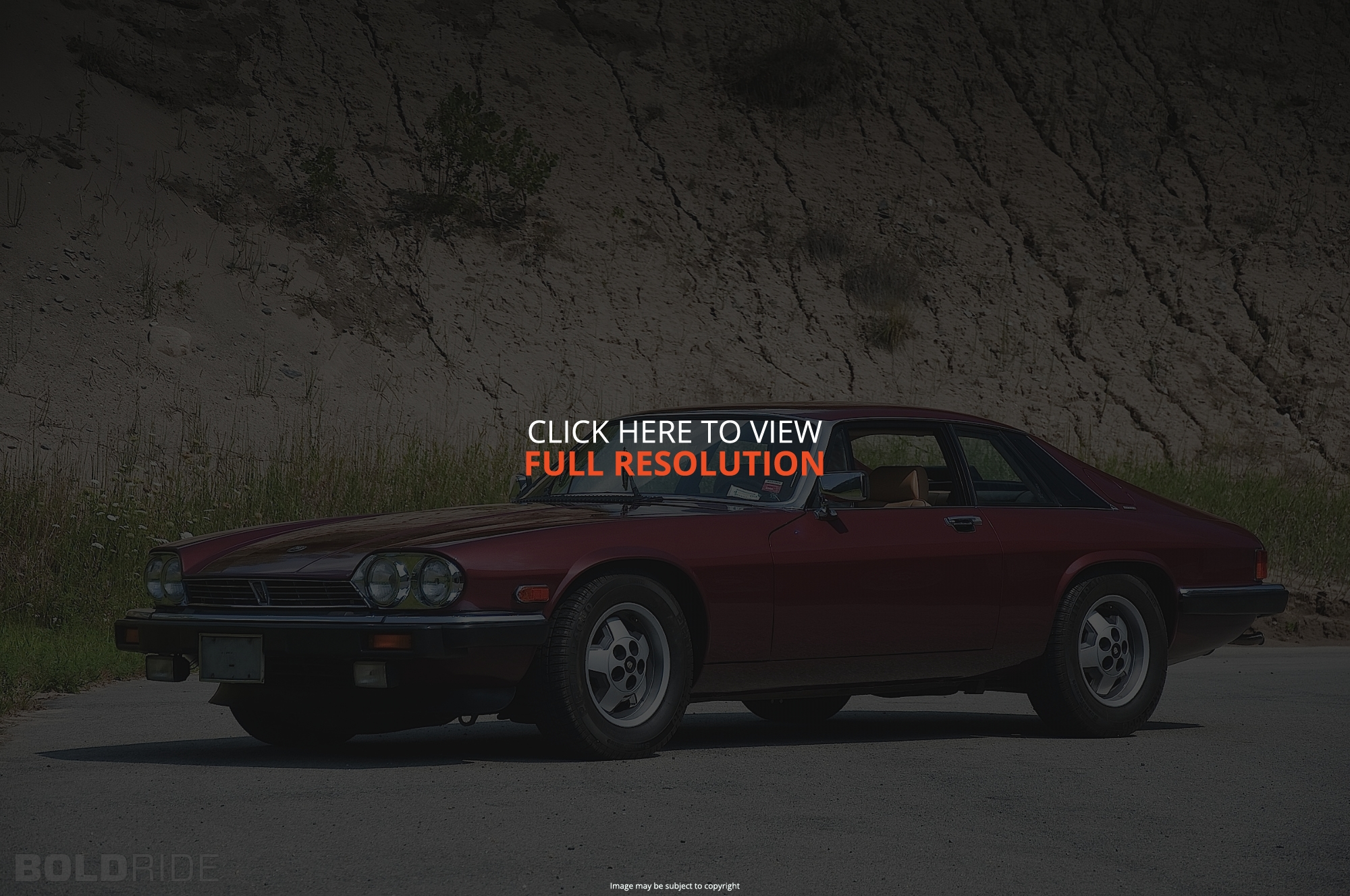 jaguar xjs seriess #4