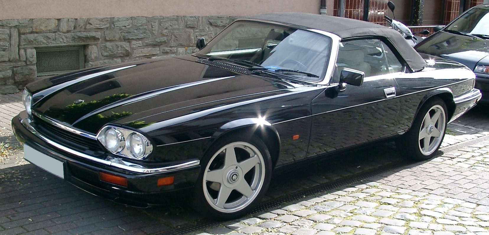 jaguar xjs seriess #12