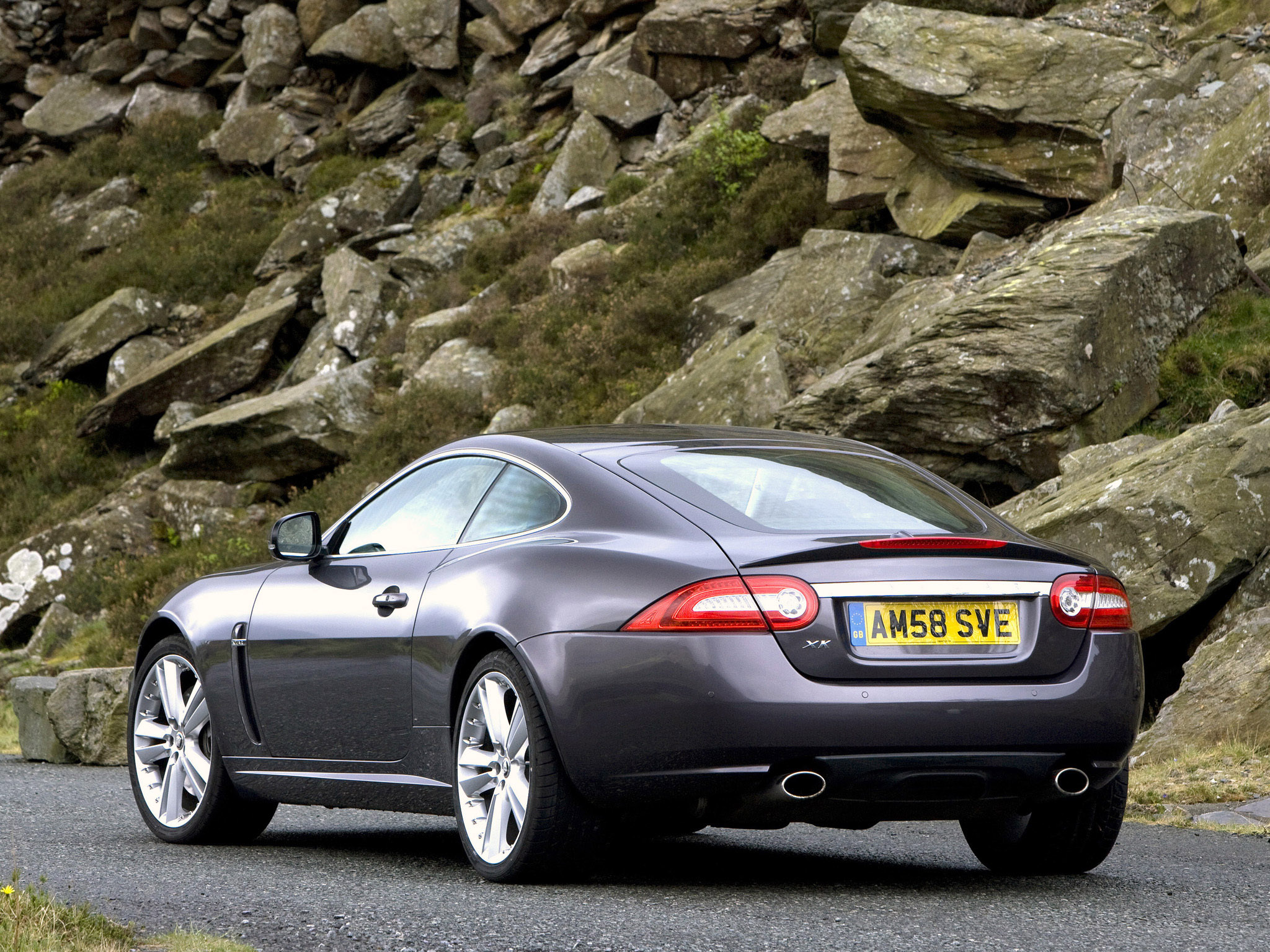 2009 Jaguar Xk coupe ii - pictures, information and specs ...