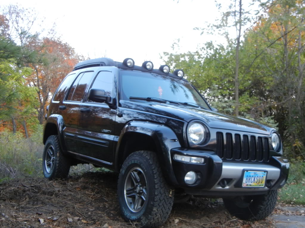 2003 Jeep Cherokee kj – pictures, information and specs ...