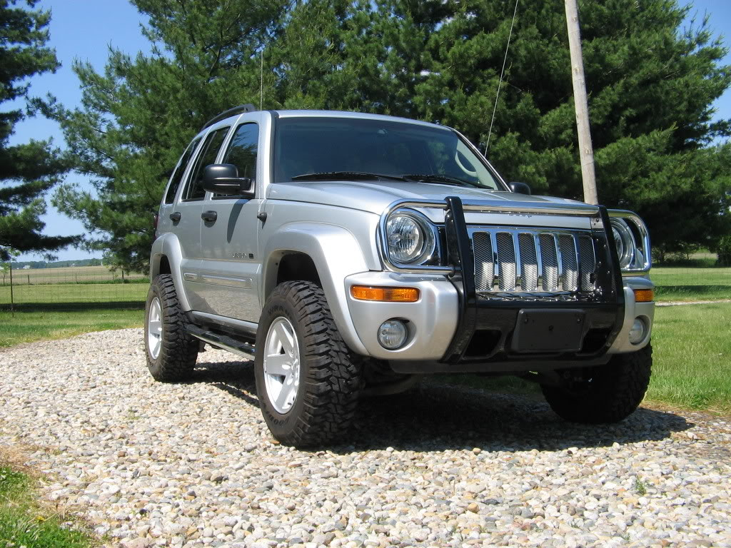 2004 Jeep Cherokee Kj Pictures Information And Specs