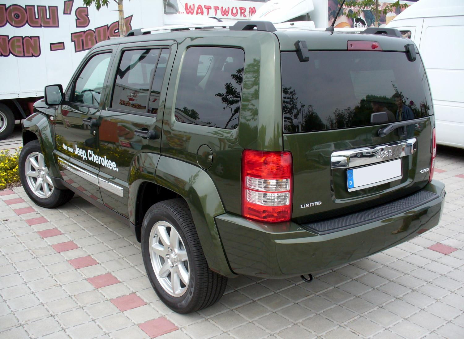 2008 jeep cherokee kk pictures information and specs. Black Bedroom Furniture Sets. Home Design Ideas