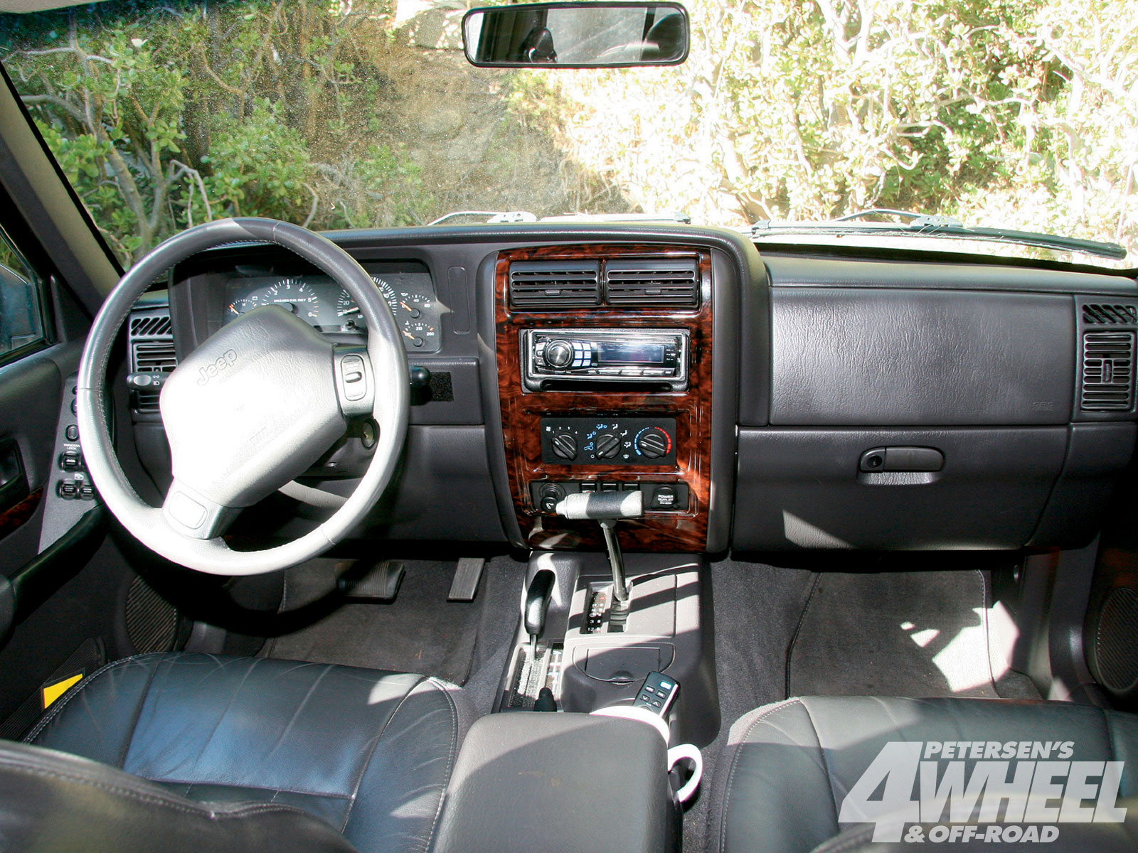 1991 Jeep Cherokee xj – pictures, information and specs - Auto ...
