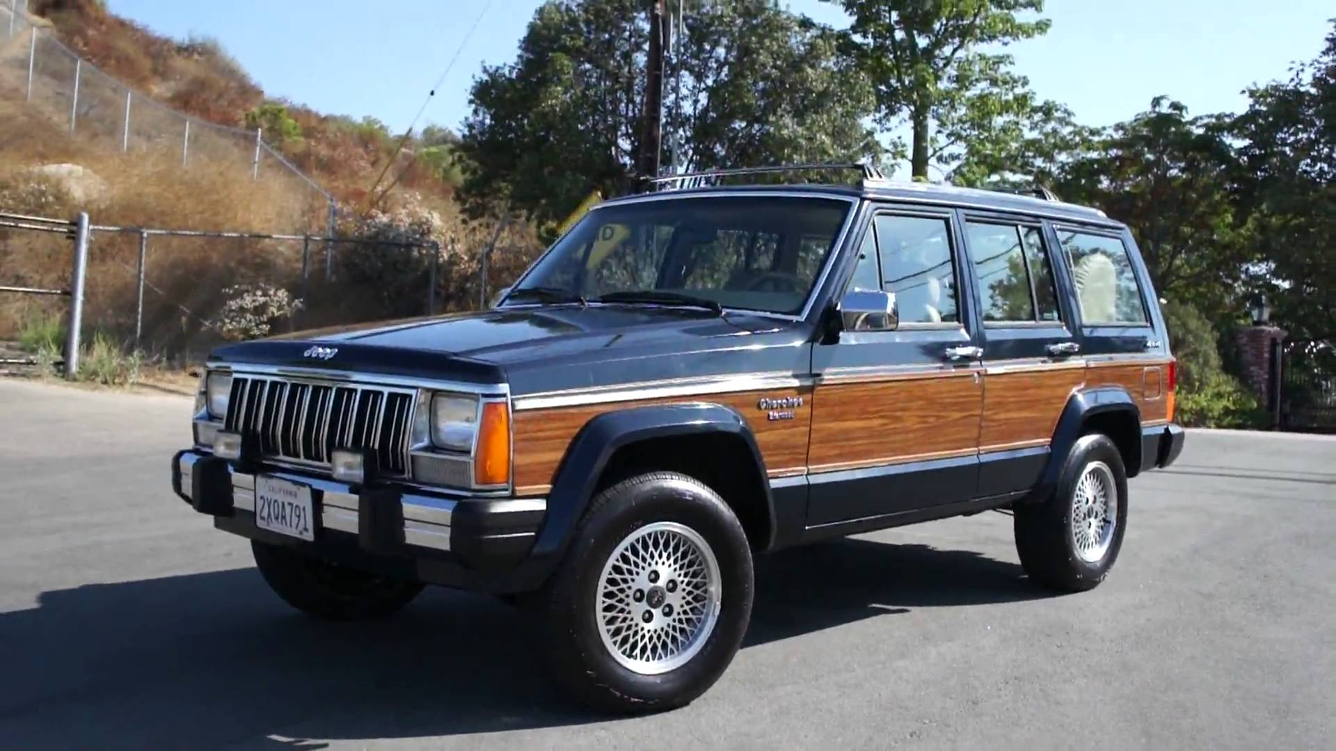 1991 Jeep Cherokee Xj Pictures Information And Specs