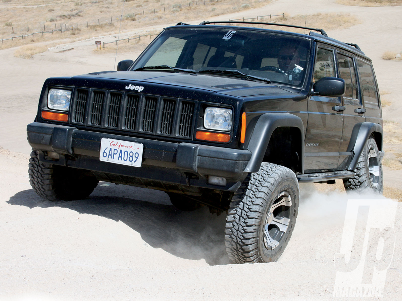 Jeep Cherokee Xj 1992 Pictures 15