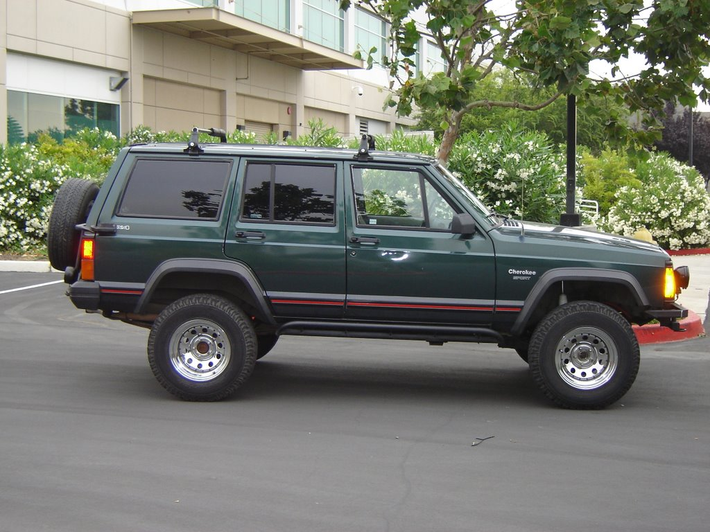 1993 Jeep Cherokee Xj Pictures Information And Specs Auto Database Com
