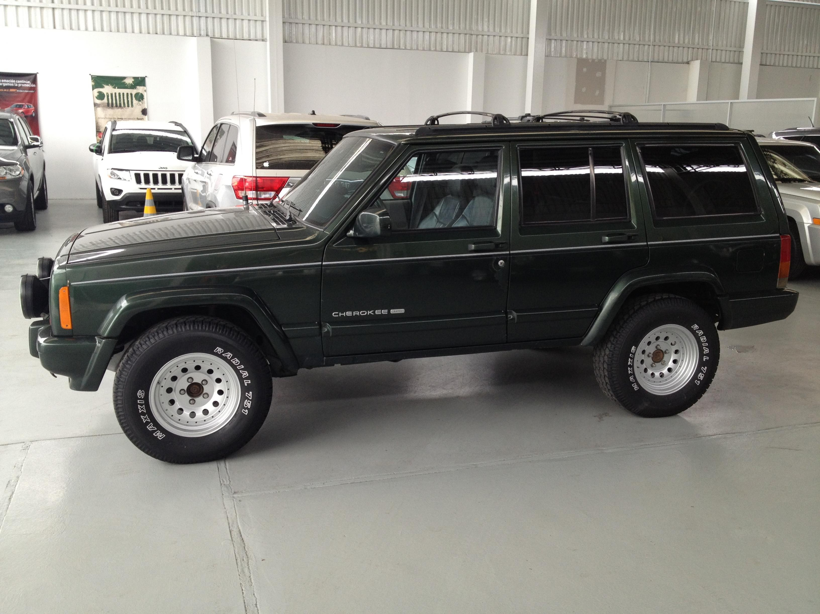 1998 jeep cherokee xj pictures  rmation and specs