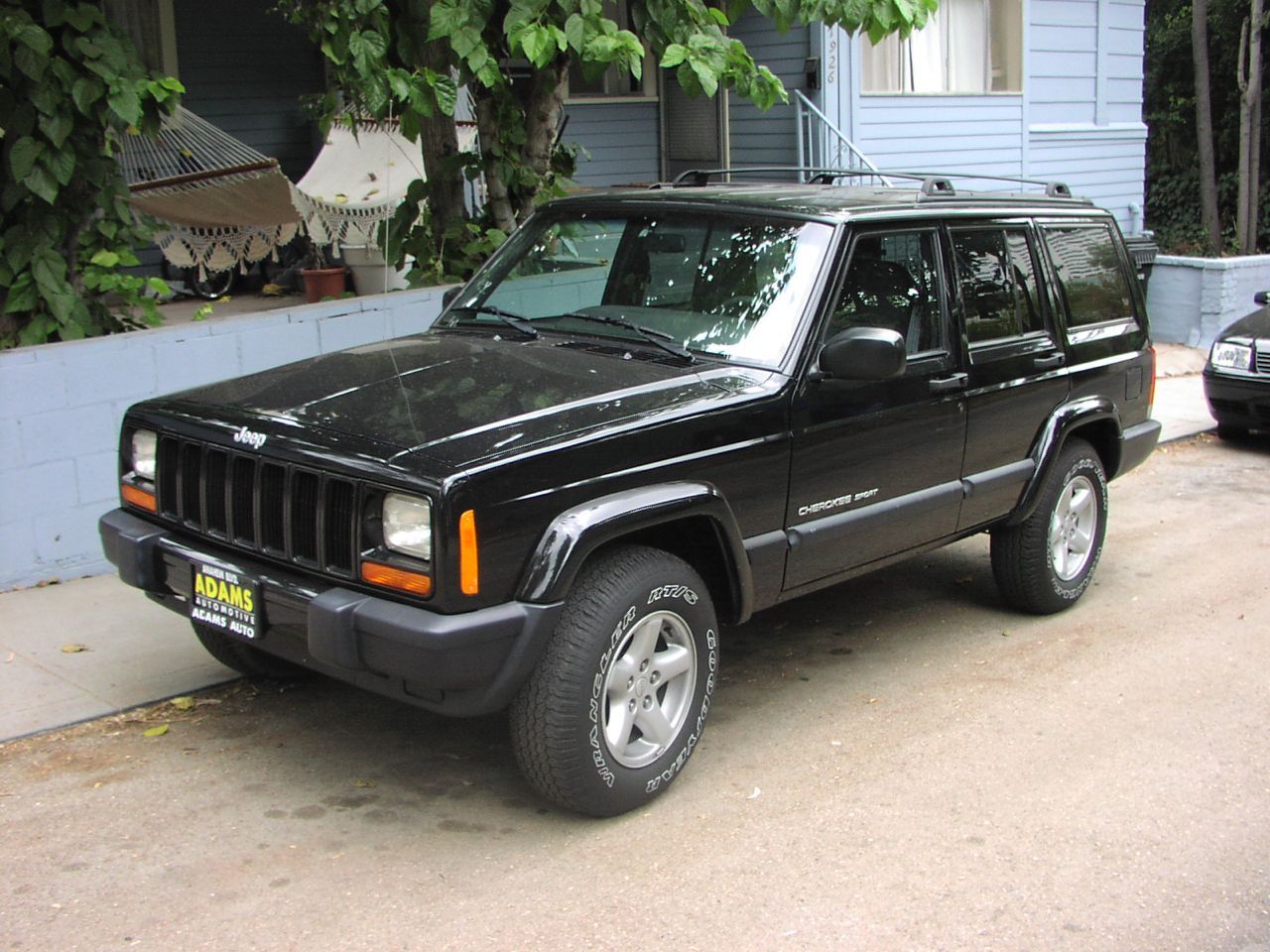 2000 jeep cherokee xj pictures information and specs auto. Black Bedroom Furniture Sets. Home Design Ideas