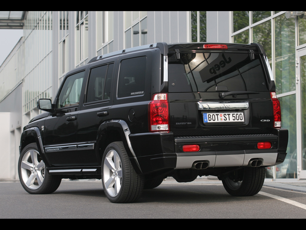 2007 Jeep Commander Pictures Information And Specs Auto Database Com