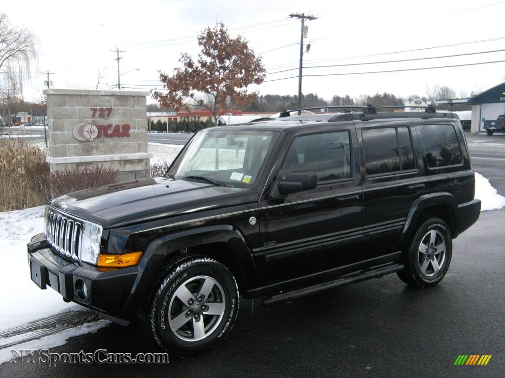 High Quality Jeep Commander 2008 Images #6