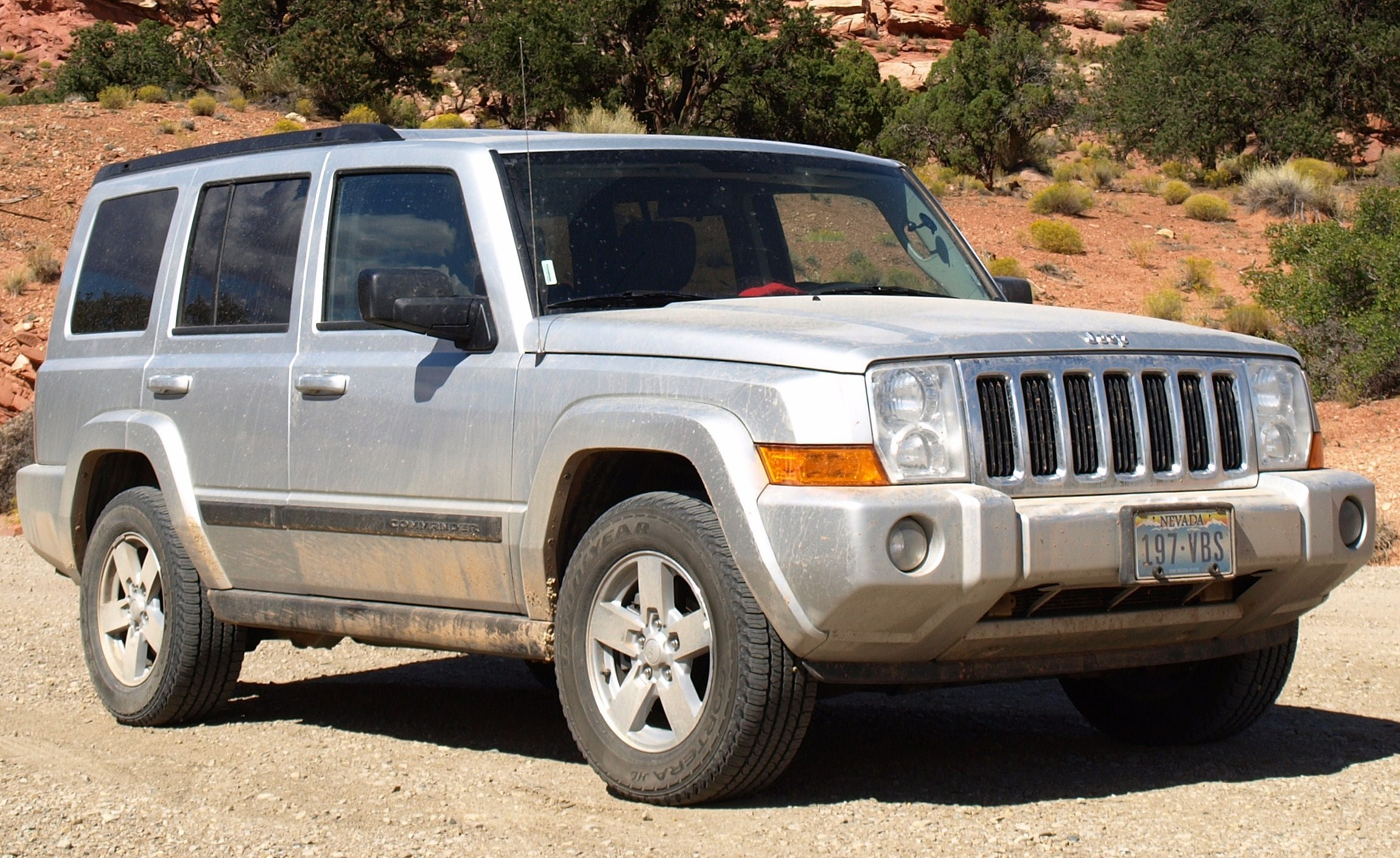 jeep commander pictures #4