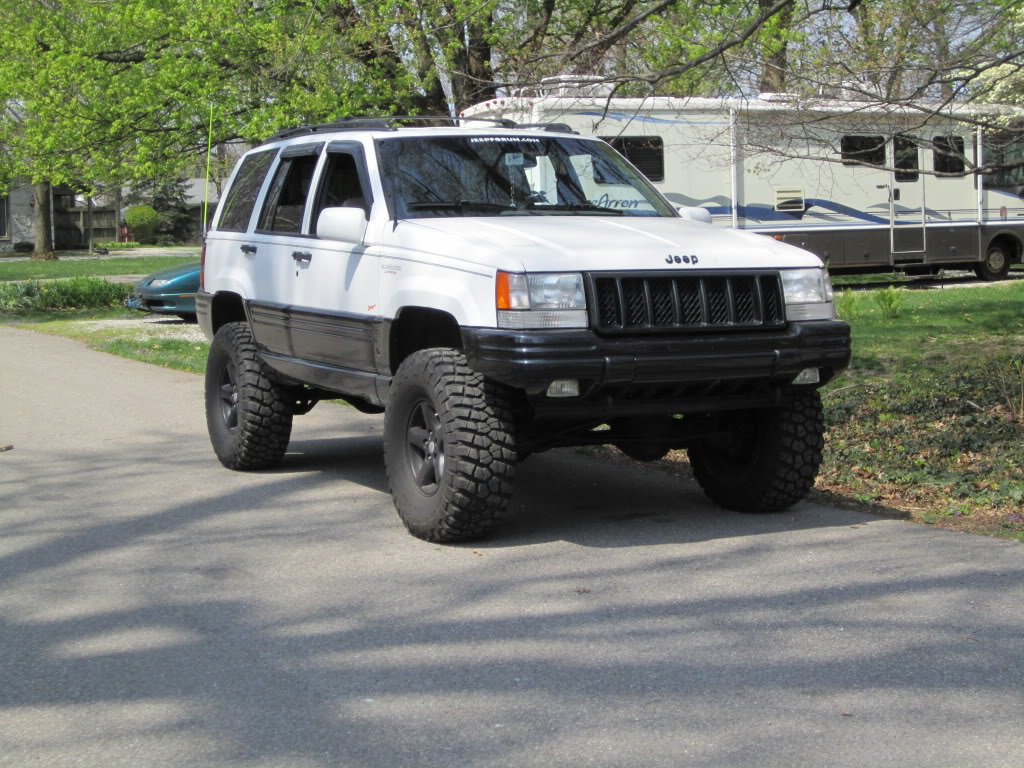 1995 jeep grand cherokee i (z) – pictures, information and specs