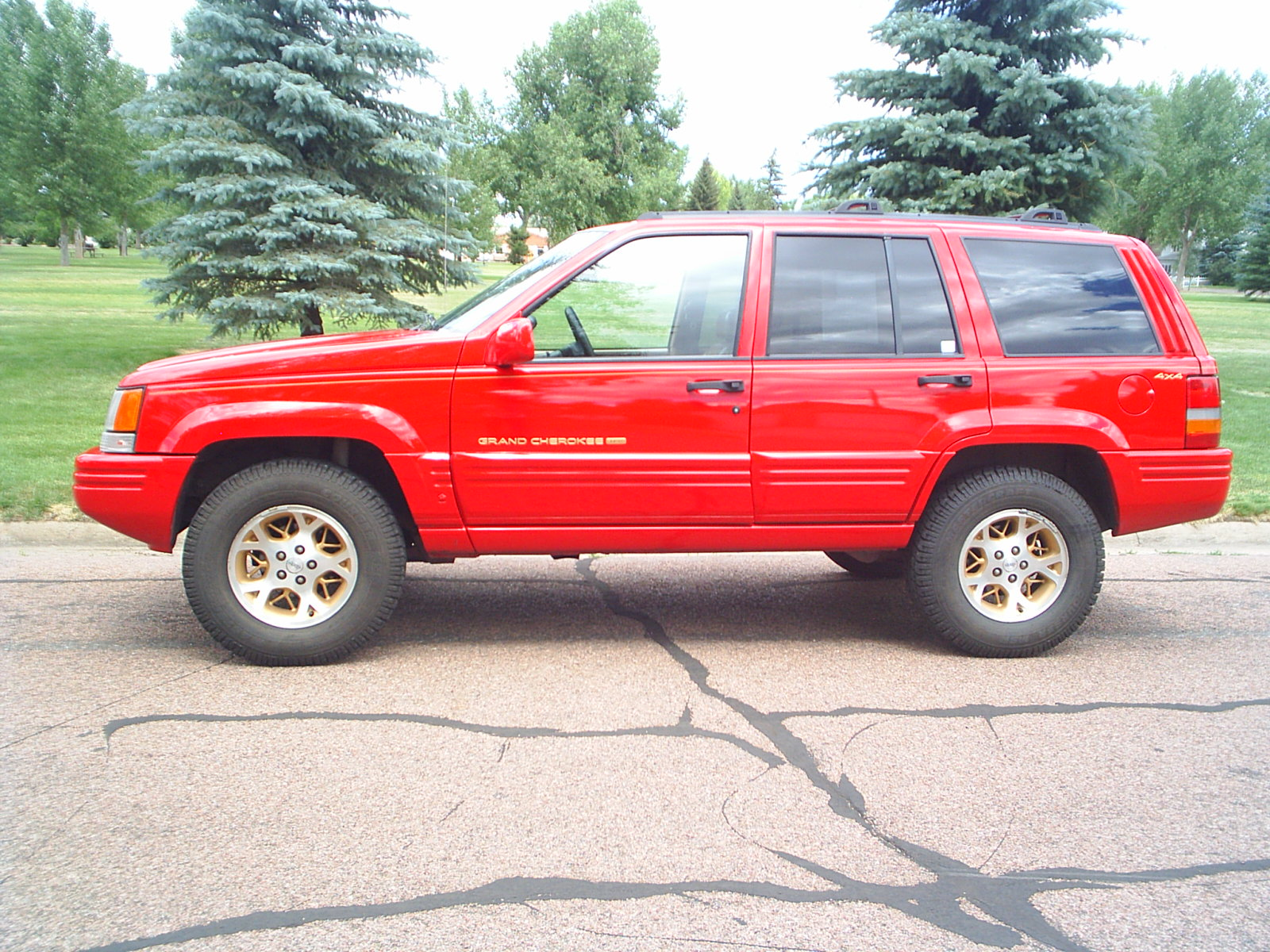 1996 jeep grand cherokee i z pictures information and specs. Cars Review. Best American Auto & Cars Review