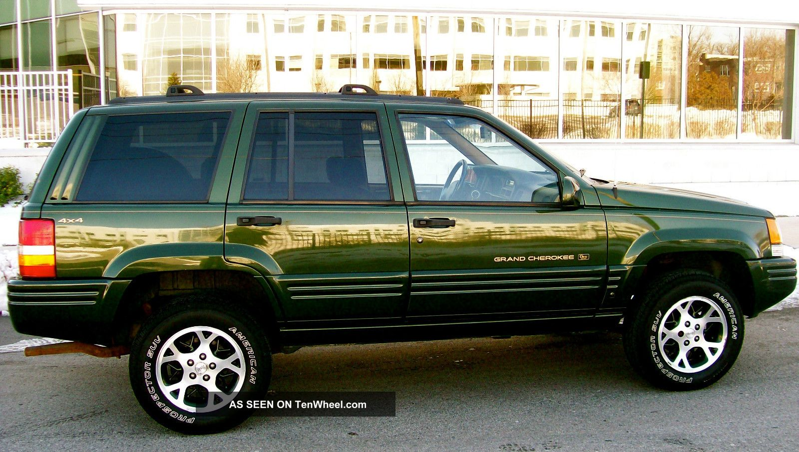 1996 jeep grand cherokee i z pictures information and specs. Black Bedroom Furniture Sets. Home Design Ideas