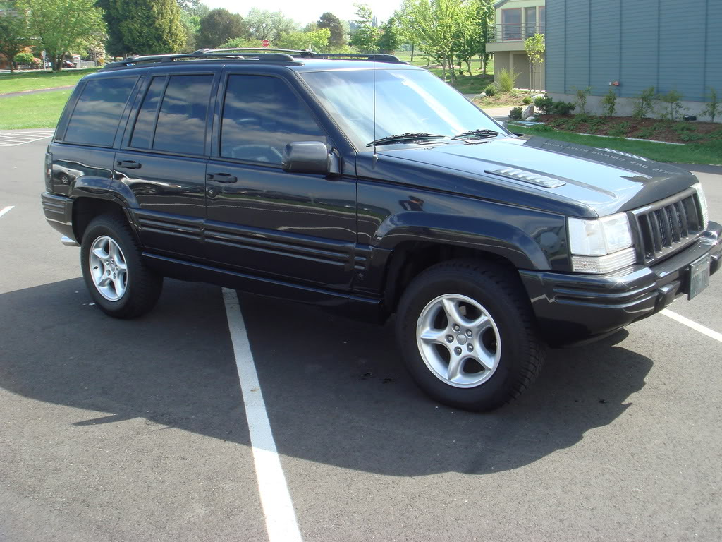 1998 Jeep Grand Cherokee I Z Pictures Information And Specs Laredo Pics 9
