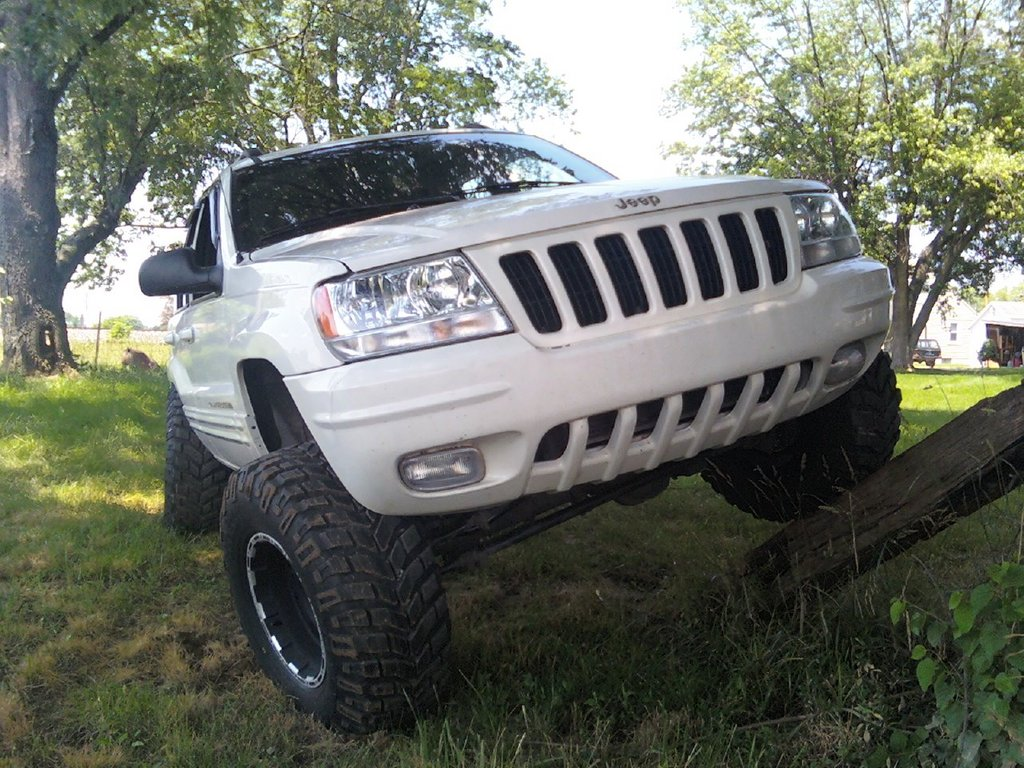 1999 jeep grand cherokee ii wj pictures information. Black Bedroom Furniture Sets. Home Design Ideas