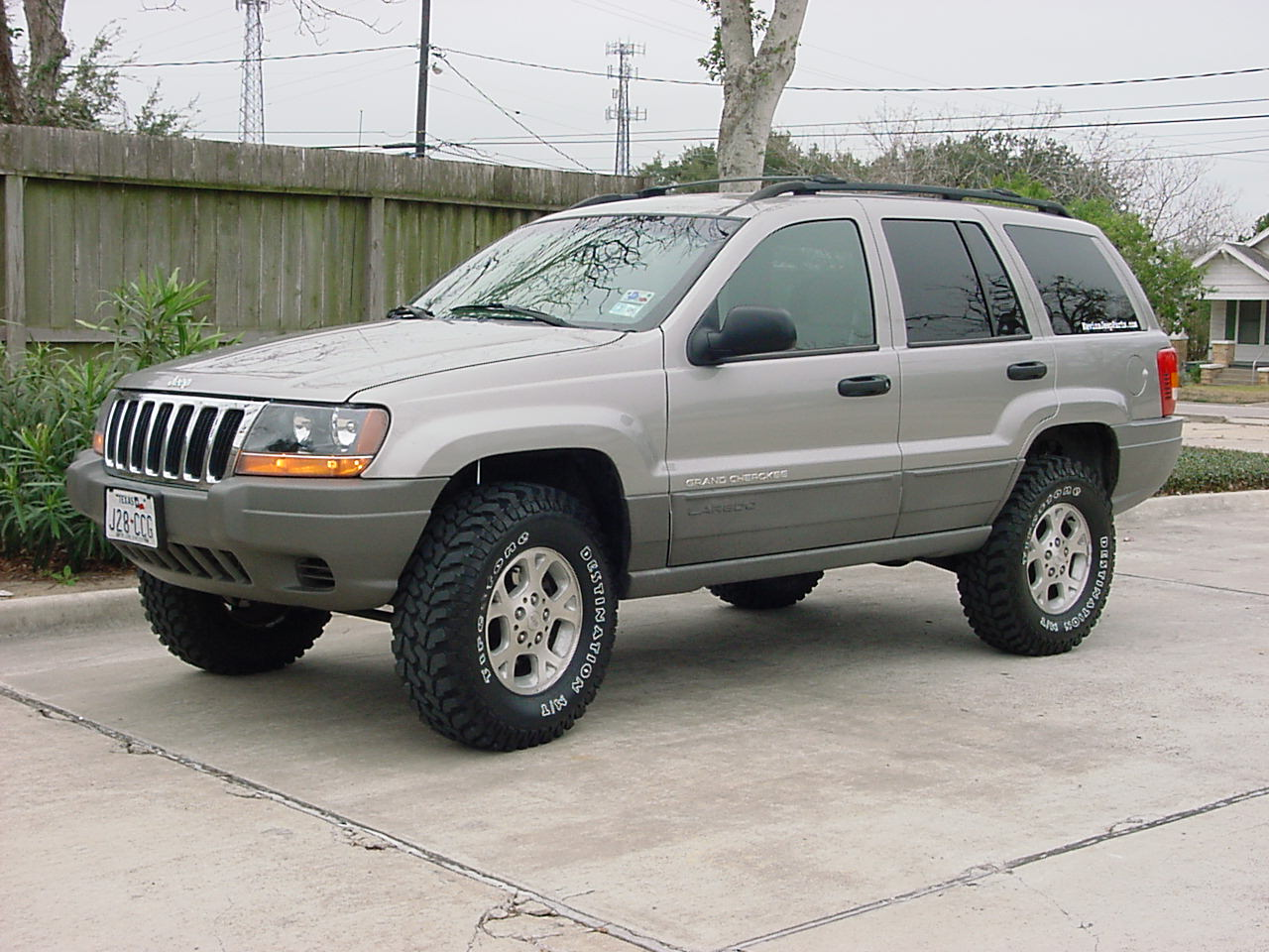 2000 jeep grand cherokee ii wj pictures information and specs auto. Black Bedroom Furniture Sets. Home Design Ideas