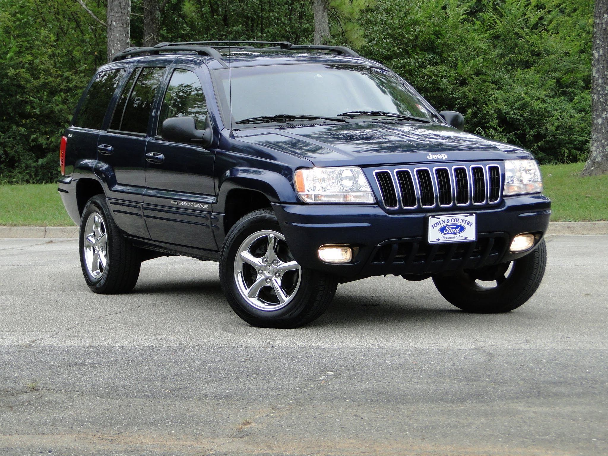 2001 jeep grand cherokee ii wj pictures information and specs auto. Black Bedroom Furniture Sets. Home Design Ideas