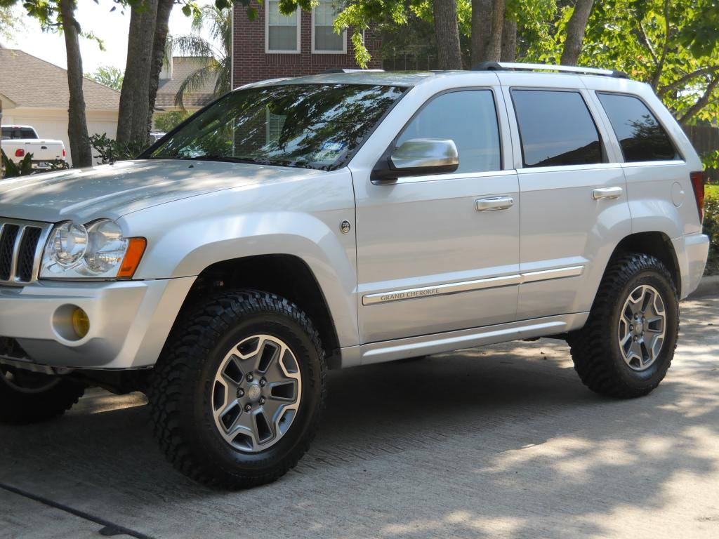 2007 Jeep Grand Cherokee Laredo >> 2006 Jeep Grand cherokee (wk) – pictures, information and specs - Auto-Database.com