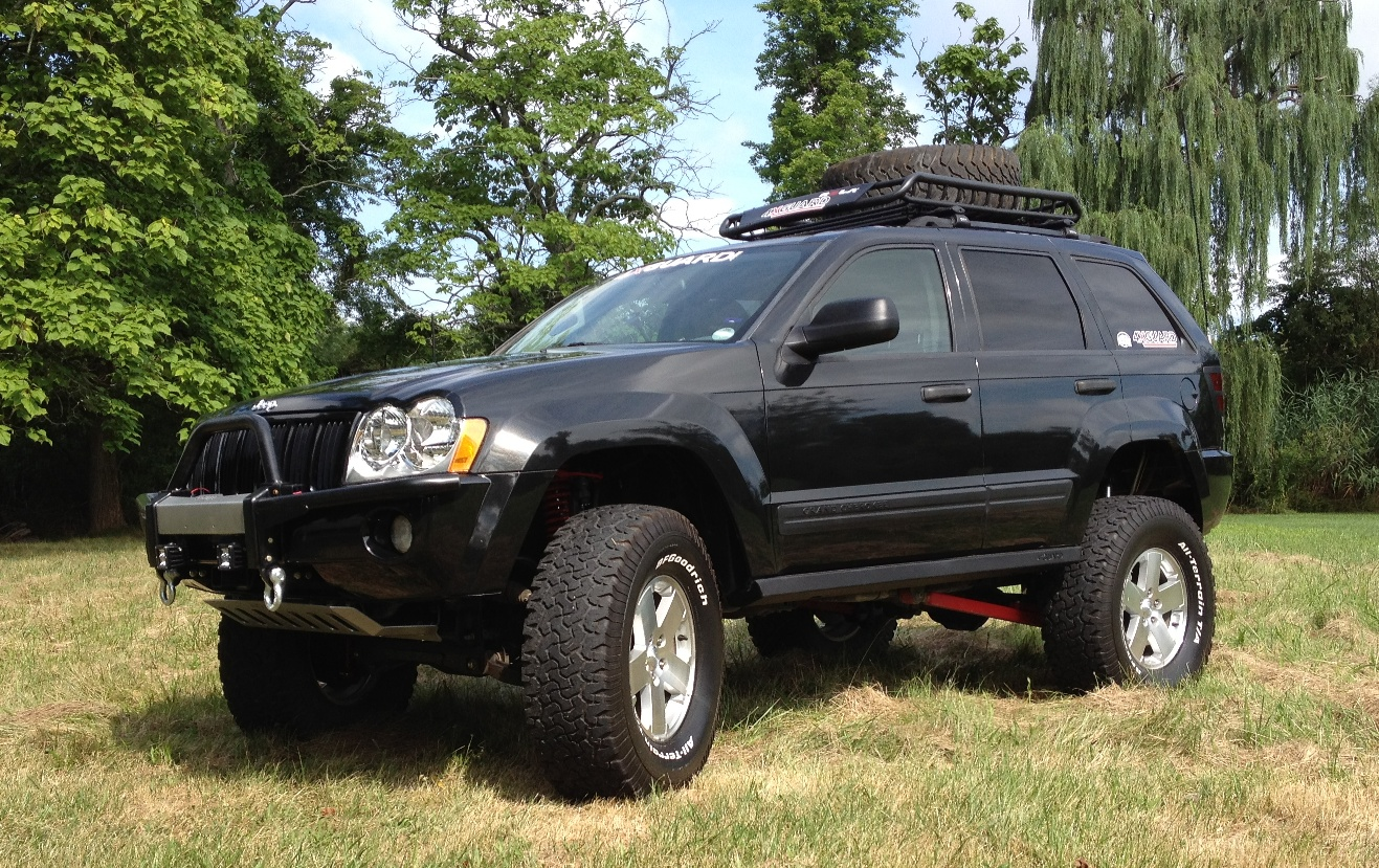 2007 Jeep Grand Cherokee Wk Pictures Information And