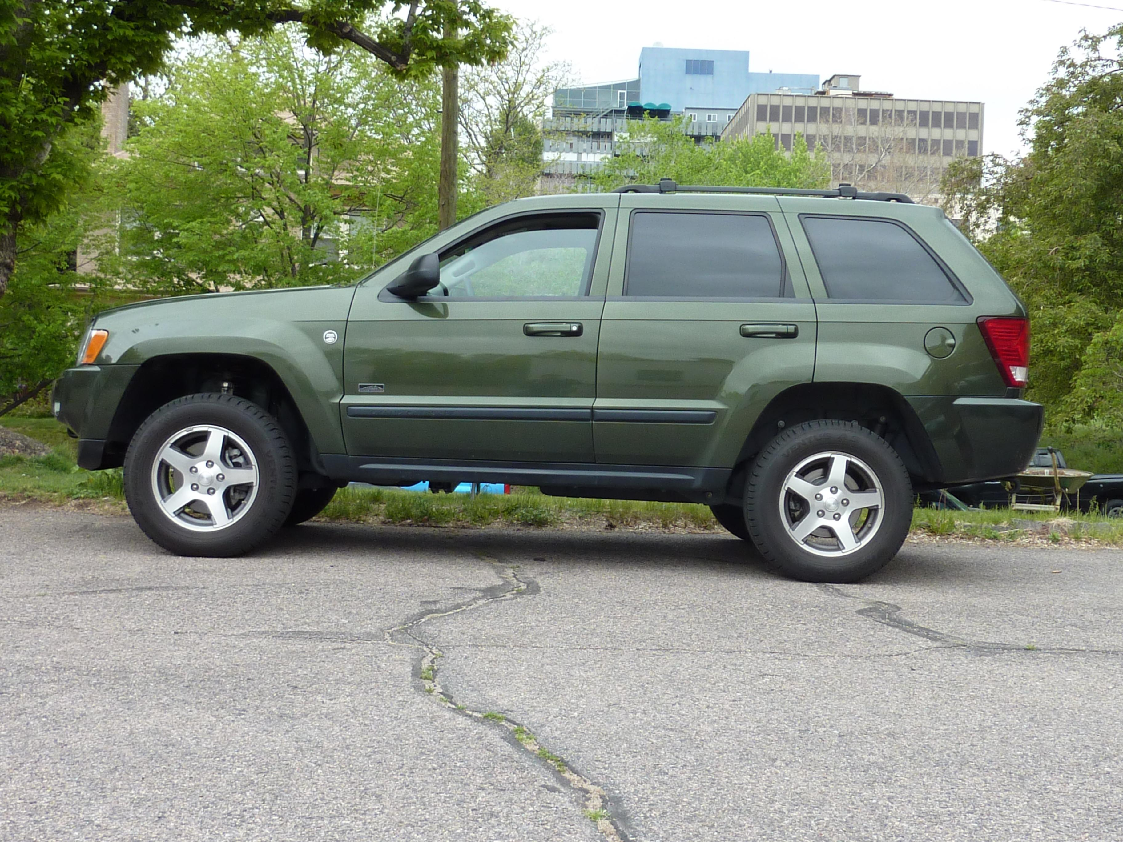 2007 jeep grand cherokee wk pictures information and specs auto. Black Bedroom Furniture Sets. Home Design Ideas
