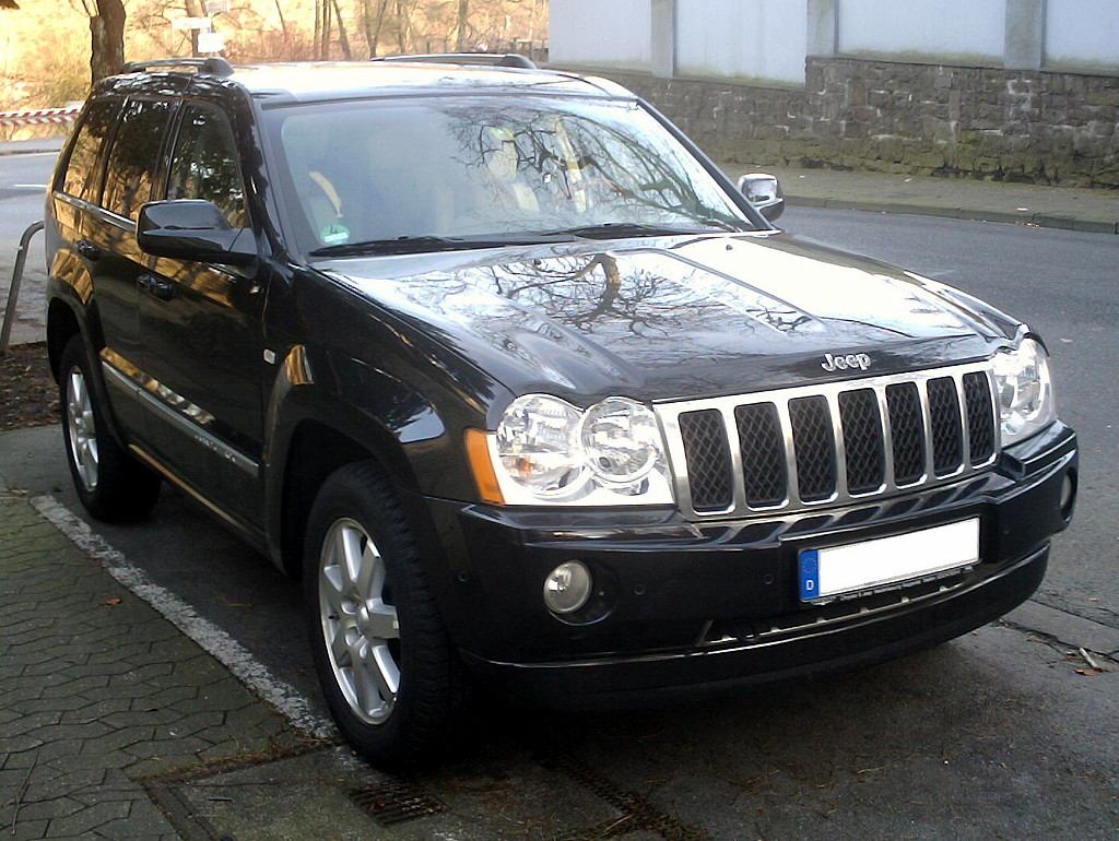 2008 jeep grand cherokee wk pictures information and specs auto. Black Bedroom Furniture Sets. Home Design Ideas