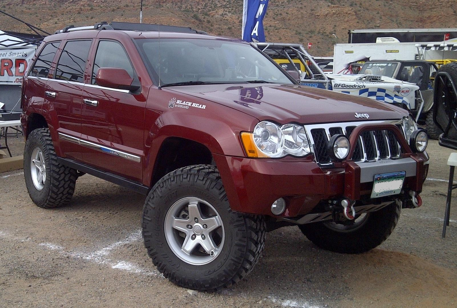 2009 Jeep Grand Cherokee Wk Pictures Information And